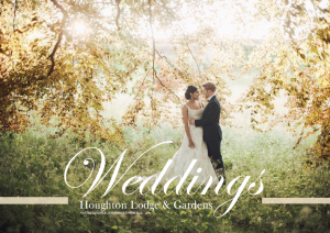 Houghton Lodge Wedding Brochure